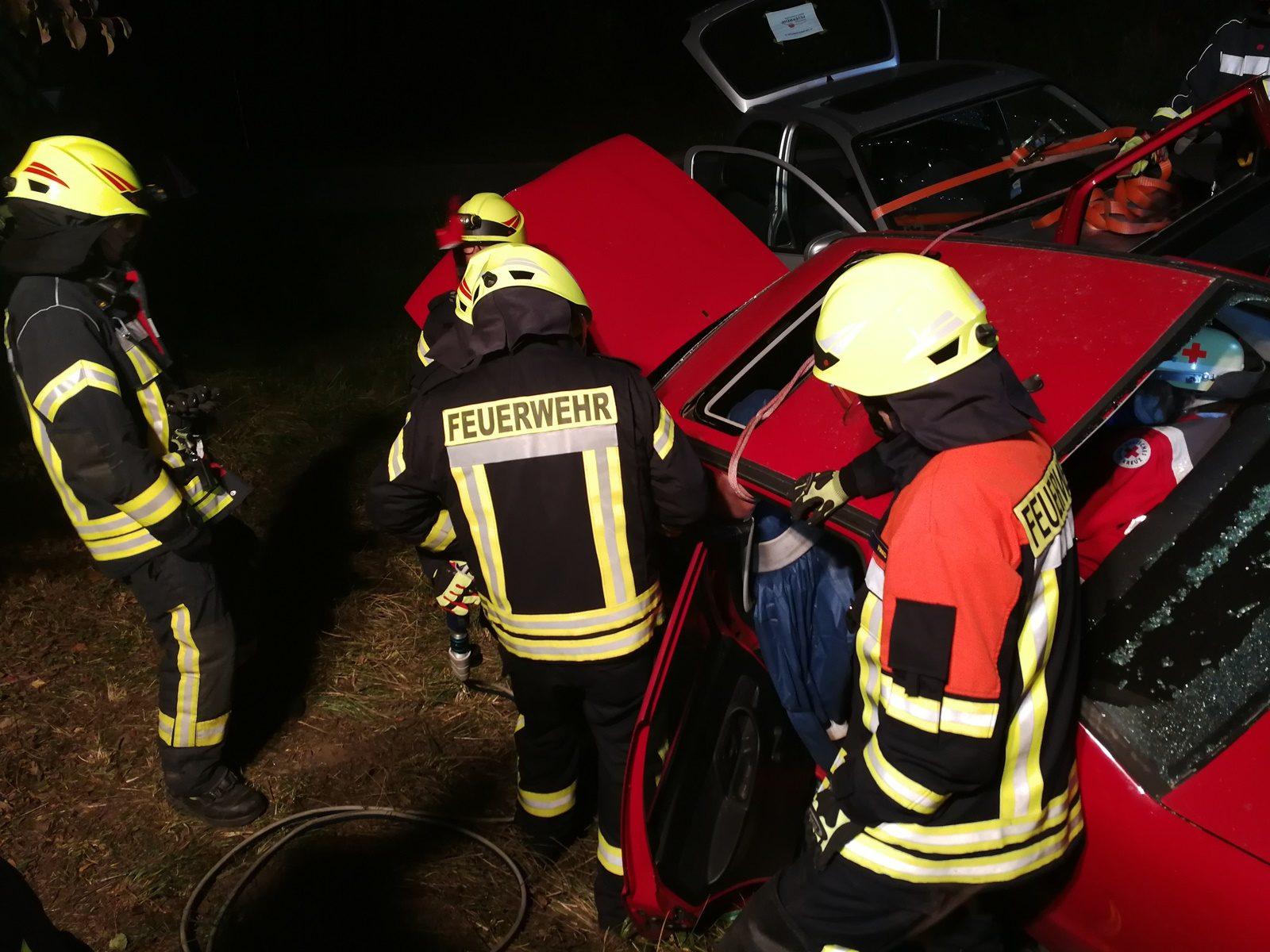 Mehrere Verletzte nach Verkehrsunfall