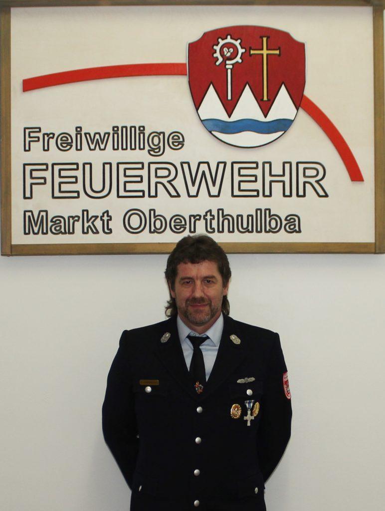 Erster Vorstand - Feuerwehr Oberthulba - Tiemo Stürzenberger