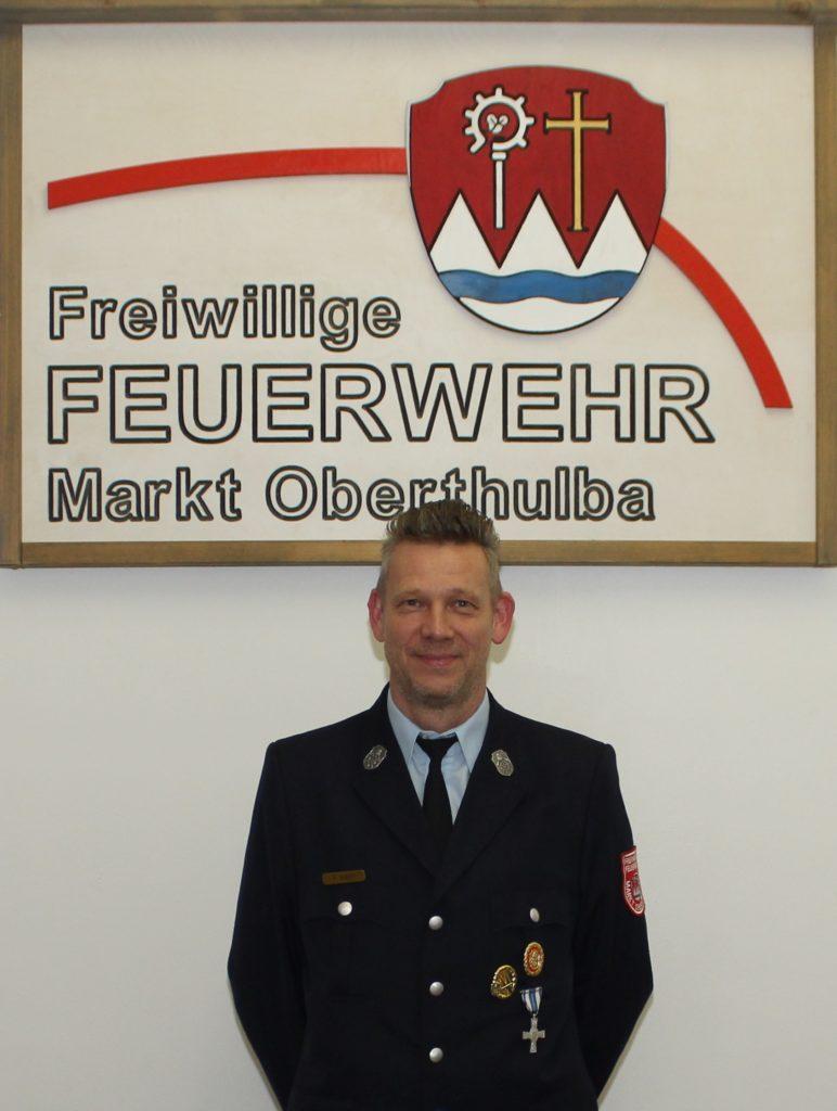 Gruppenführer - Feuerwehr Oberthulba - Peter Albert