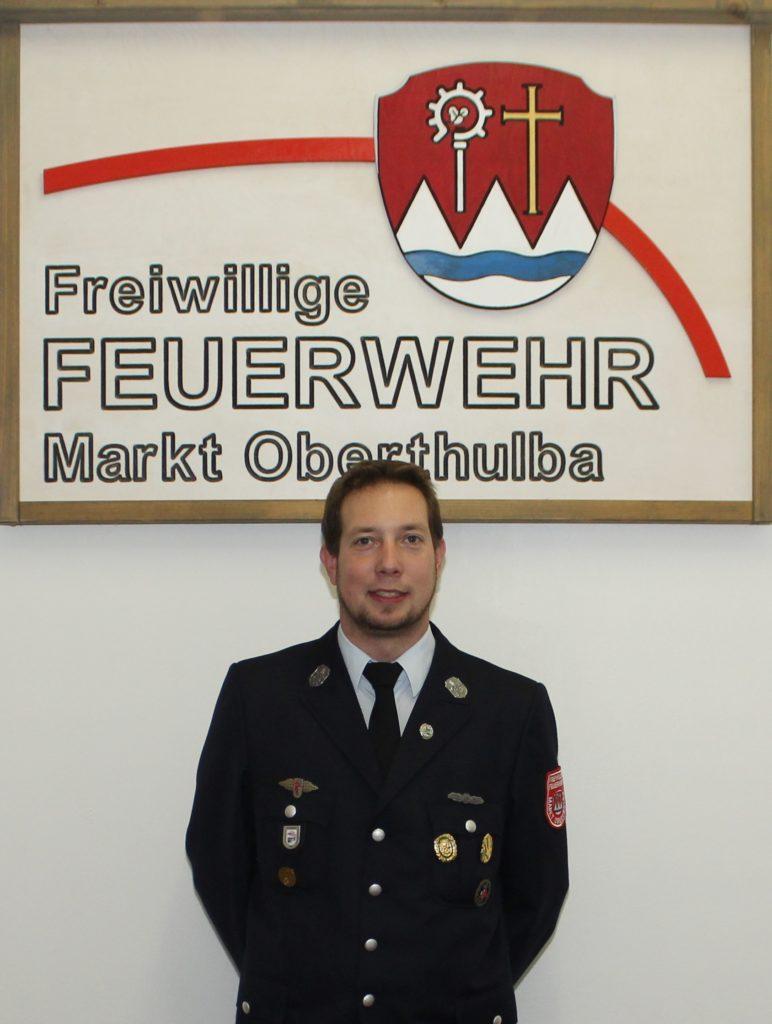 Schriftführer - Feuerwehr Oberthulba - Sebastian Baus