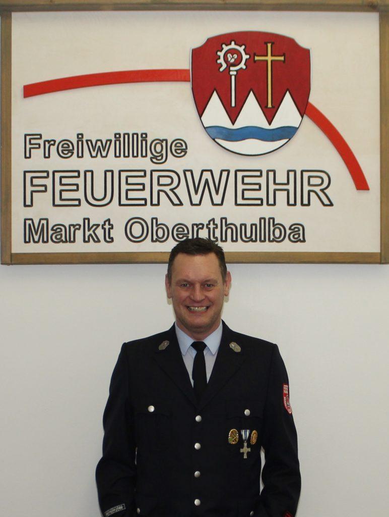 Vertrauensmann - Feuerwehr Oberthulba - Freddie Döpfert